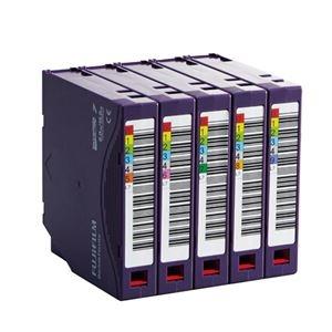 その他 富士フイルム LTO Ultrium7データカートリッジ バーコードラベル(縦型)付 6.0TB LTO FB UL-7 OREDPX5T1パック(5巻) ds-2126333