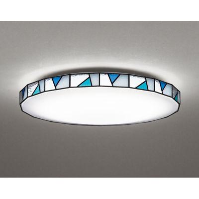 ODELIC LEDデザインシーリングライト ~12畳用 SH8284LDR【納期目安:1週間】