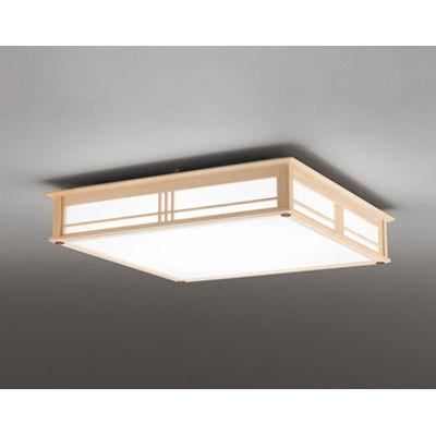 ODELIC 和風LEDシーリングライト ~8畳用 SH8290LDR【納期目安:1週間】