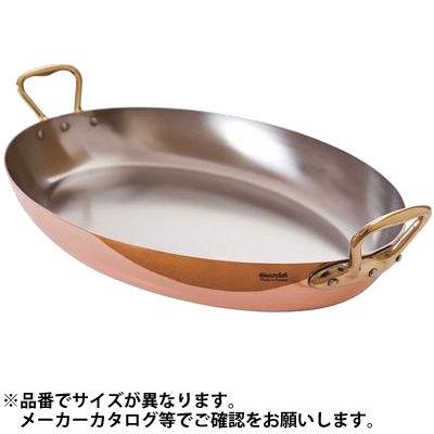 その他 純銅製両手オーバルパン45cm 3574906724454