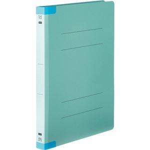 その他 TANOSEEフラットファイル(背補強タイプ) 厚とじ A4タテ 250枚収容 背幅28mm ブルー1セット(100冊:10冊×10パック) ds-2130253