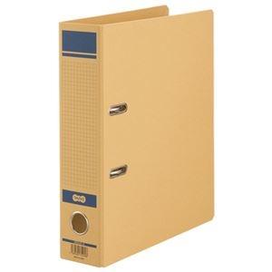 その他 TANOSEE保存用レバー式アーチファイルN A4タテ 背幅77mm 青 1セット(24冊) ds-2130324