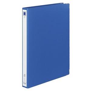 その他 コクヨ リングファイル 色厚板紙A4タテ 30穴 背幅36mm 青 フ-4680B 1セット(20冊) ds-2130423