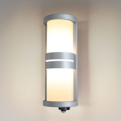 NEC 「3つの点灯モード」搭載玄関灯 SXWE-LE261735-SL【納期目安:1週間】