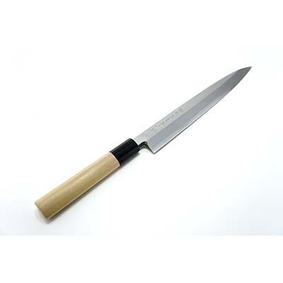 よろこび 白紙2片刃和包丁 柳刃 240mm 4982842041327