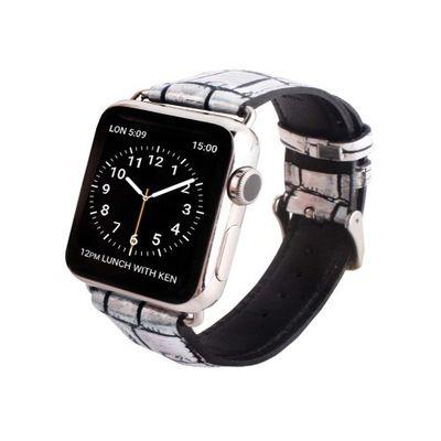 ロア・インターナショナル ゲイズ AppLe Watch用バンド42mm ホログラムクロコ GZ0473AW 1コ入 8809428244735【納期目安:2週間】