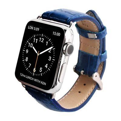 ロア・インターナショナル ゲイズ AppLe Watch用バンド38mm ブルークロコ GZ0482AW 1コ入 8809428244827【納期目安:2週間】