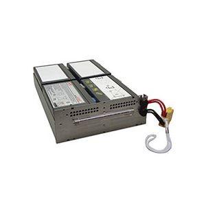 その他 APC(シュナイダーエレクトリック)UPS交換用バッテリキット SMT1500RMJ2U用 APCRBC133J 1個 ds-2136092