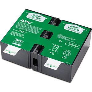 その他 APC(シュナイダーエレクトリック)BR1200G-JP/BR1200GL-JP 交換用バッテリキット APCRBC124J 1個 ds-2136113