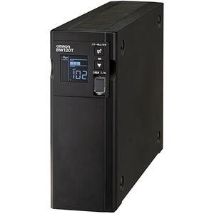 その他 オムロン UPS無停電電源装置(常時商用給電/正弦波出力) 1200VA/730W BW120T 1台 ds-2136133
