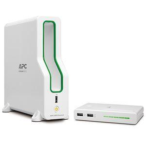 その他 APC(シュナイダーエレクトリック)ネットワークバッテリバックアップ+モバイル電源パック 84VA/50W BGE50ML-JP 1台 ds-2136141