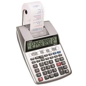 その他 キヤノン プリンタ電卓P23-DHV-3 2色印字 12桁 2279C005 1台 ds-2136418