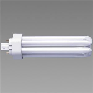 その他 NEC コンパクト形蛍光ランプHfカプル3(FHT) 24W形 3波長形 昼白色 FHT24EX-Nキキ 1セット(10個) ds-2136541