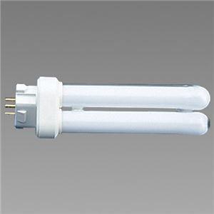 その他 NEC コンパクト形蛍光ランプカプル2(FDL) 18W形 3波長形 昼白色 業務用パック FDL18EX-Nキキ.10 1パック(10個) ds-2136548