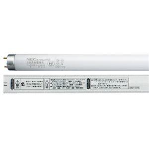 その他 NEC Hf蛍光ランプライフルックHGX 32W形 3波長形 電球色 FHF32EX-L-HX-S 1セット(25本) ds-2136590