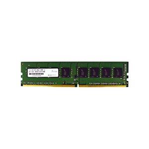 その他 アドテック DDR4 2400MHzPC4-2400 288pin UDIMM 8GB 省電力 ADS2400D-H8G 1枚 ds-2137482