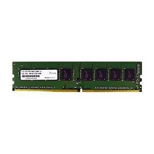 その他 アドテック DDR4 2400MHzPC4-2400 288Pin UDIMM 4GB 省電力 ADS2400D-X4G 1枚 ds-2137509