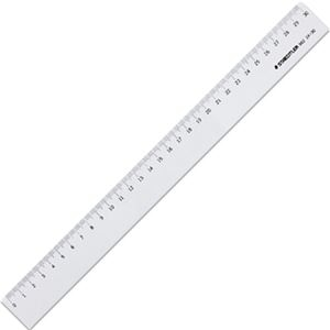 その他 (まとめ)ステッドラー 直線定規 片側目盛り付き30cm 962 24-30 1個【×30セット】 ds-2137613