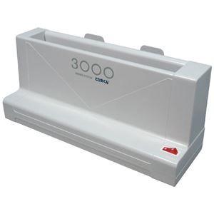 その他 ジャパンインターナショナルコマースとじ太くん 3000型 ホワイト 43000 1台 ds-2138385