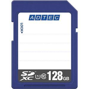 その他 アドテック SDXCメモリカード128GB UHS-I Class10 インデックスタイプ AD-SDTX128G/U1R 1枚 ds-2139061