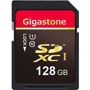 その他 Gigastone SDXCカード128GB UHS-1 GJSX/128U 1枚 ds-2139069