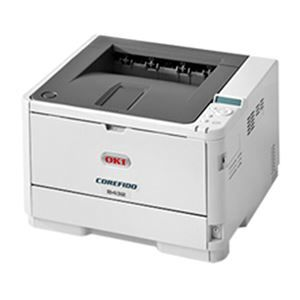 その他 沖データ COREFIDOモノクロレーザープリンタ A4 両面自動印刷 ネットワーク標準 B432DNW 1台 ds-2139878