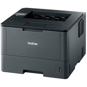 その他 ブラザー JUSTIOモノクロレーザープリンター A4 HL-L5100DN 1台 ds-2139900