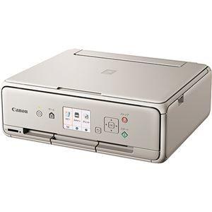 その他 キヤノン PIXUS TS5030Sインクジェット複合機 A4 グレー 1367C106 1台 ds-2140116