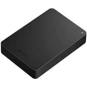その他 バッファロー MiniStation耐衝撃2.5インチ 外付けポータブルHDD 3.0TB ブラック HD-PNF3.0U3-GBE 1台 ds-2141228