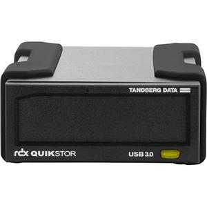その他 タンベルグデータ RDXQuikstor USB3.0 外付ドライブ 8782 1台 ds-2141303
