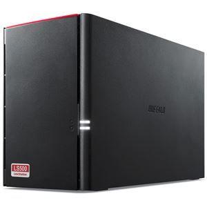 その他 バッファロー LinkStationRAID機能搭載 ネットワーク対応HDD 2TB LS520D0202 1台 ds-2141518