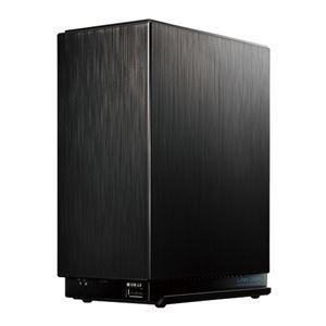 その他 アイオーデータ デュアルコアCPU搭載2ドライブ高速NAS 2TB HDL2-AA2 1台 ds-2141519