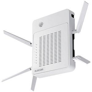 その他 エレコム法人向け11ac対応無線アクセスポイント インテリモデル WAB-M2133 1台 ds-2141645