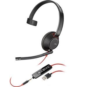 その他 プラントロニクス UCヘッドセットBlackwire C5210 USB-A 207577-01 1個 ds-2141770