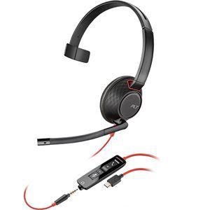 その他 プラントロニクス UCヘッドセットBlackwire C5210 USB-C 207587-01 1個 ds-2141771