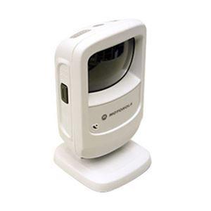 その他 モトローラ2次元定置式バーコードリーダー ホワイト DS9208-USBR 1台 ds-2142850