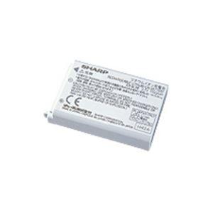 その他 シャープ リチウムイオン充電池ハンディーターミナル用 EA-BL08S 1個 ds-2142869