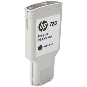 その他 HP HP728 インクカートリッジブラック 300ml F9J68A 1個 ds-2143086