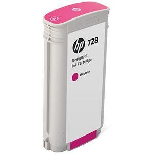 その他 HP HP728 インクカートリッジマゼンタ 130ml F9J66A 1個 ds-2143181