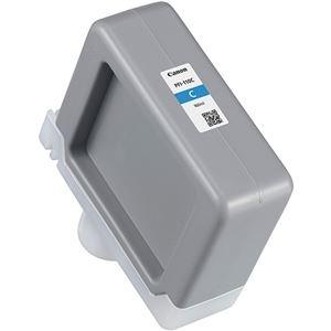 その他 キヤノン インクタンク PFI-110Cシアン 160ml 2365C001 1個 ds-2143198
