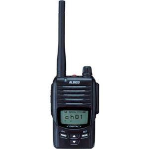 その他 アルインコデジタル登録局無線機5W(RALCWI)大容量バッテリーセット DJDP50HB 1個 ds-2143394
