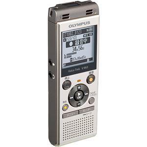 その他 オリンパス ICレコーダー VoiceTrek 8GB シャンパンゴールド V-863 GLD 1台 ds-2143585