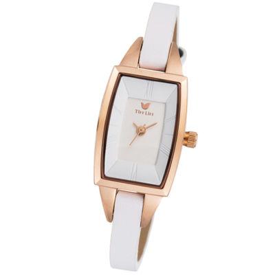 TirrLirr ティルリル 腕時計 ジュエリー ウォッチ ブランド レディース 革ベルト twc-003wh
