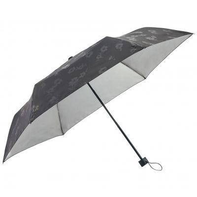 その他 【60個セット】イーリオ フローリエ晴雨兼用折りたたみ傘 2023750