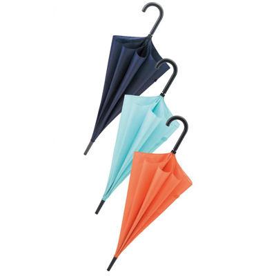 その他 【60個セット】シンプルカラージャンプ傘 1本 2321220