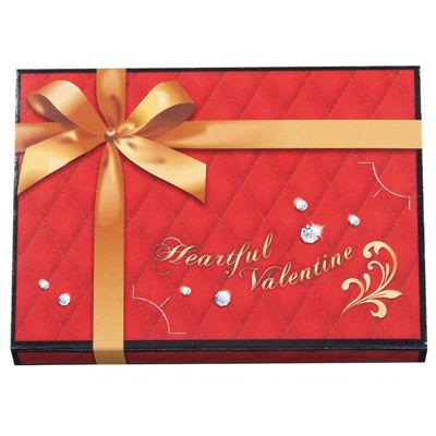 その他 【100個セット】バレンタイン クランチチョコボックス 2579710