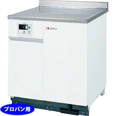 ノーリツ(NORITZ) 16号ガス給湯器 1610シリーズ オートストップなし(プロパンガス LPG) GBG-1610D-1-LPG