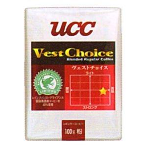 その他 UCC上島珈琲 UCCヴェストチョイスSAS(粉)VP100g 50袋入り UCC302419000 ds-2144947