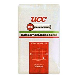 その他 UCC上島珈琲 UCCグランゼエスプレッソ(豆)AP500g 12袋入り UCC301206000 ds-2144949