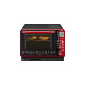 その他 日立 加熱水蒸気オーブンレンジ 「ヘルシーシェフ」 22L レッド MRO-VS7-R ds-2146596